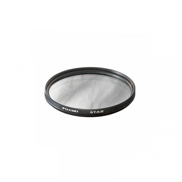 Звездный фильтр Fujimi Rotate Star 4 - 82mm