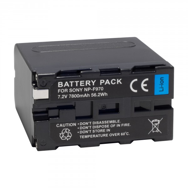 Аккумулятор Prolike PR-NPF970 7800mAh
