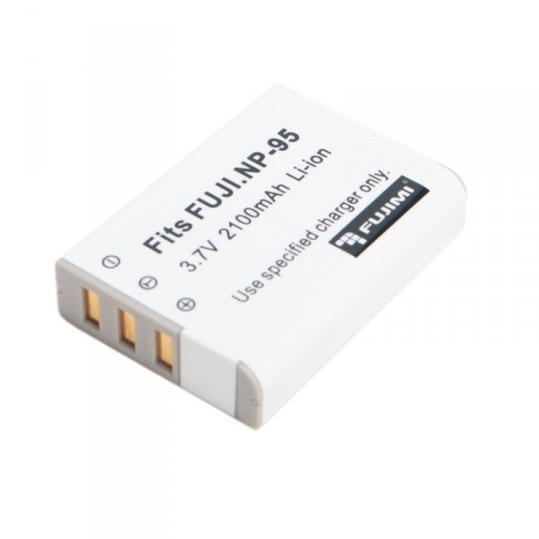 Аккумулятор Fujimi NP-95 для FUJI X-100/X-S1/100S/100T и др.