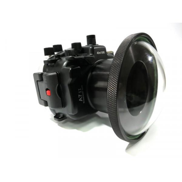 Подводный бокс Meikon A7 II Kit с портом Wide Dome Port 170 для Sony Alpha A7II/7RII/7SII