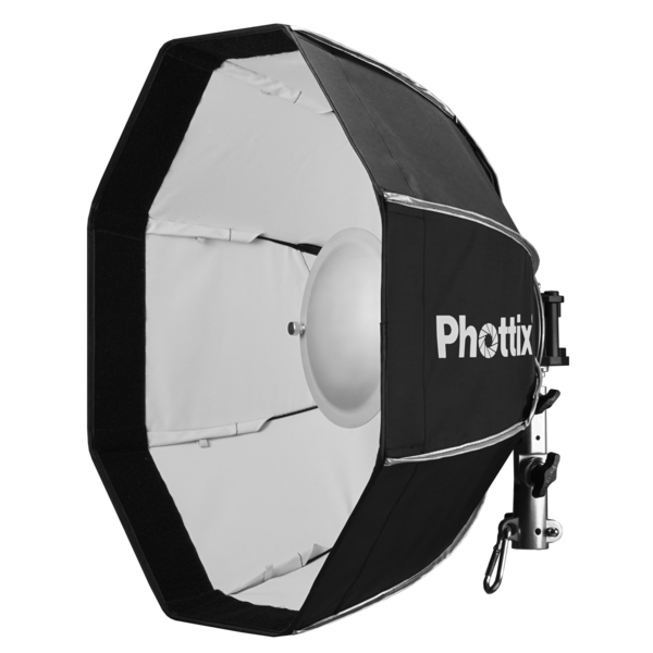 Софтбокс Phottix Spartan Beauty Dish White 70 см + переходное кольцо на Bowens