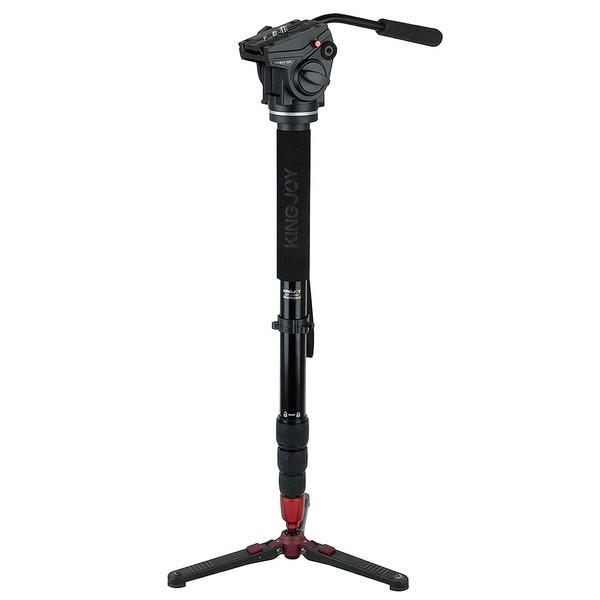 Монопод для видеосъемки Kingjoy MP-4008+VT-3510