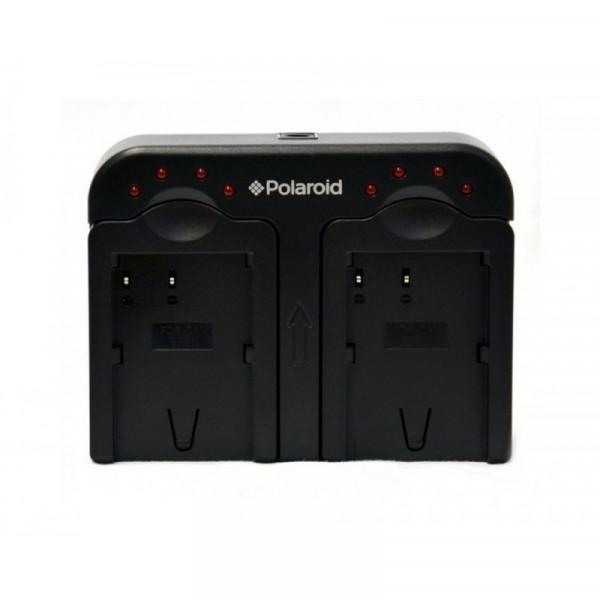 Зарядное устройство Polaroid Dual Canon (NB-4L, NB-5L, NB-6L, BP-945)