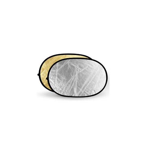 Отражатель Godox RFT-01 золото/серебро 80x120 см