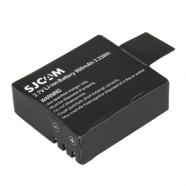 Аккумулятор SJCAM 900mAh для SJ4000/5000/M10