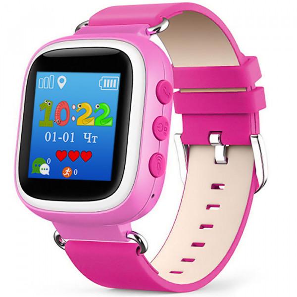 Детские умные часы Smart Baby Watch Q60S, розовые
