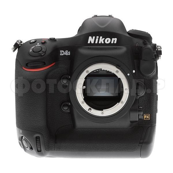 ���������� ����������� Nikon D4s Body