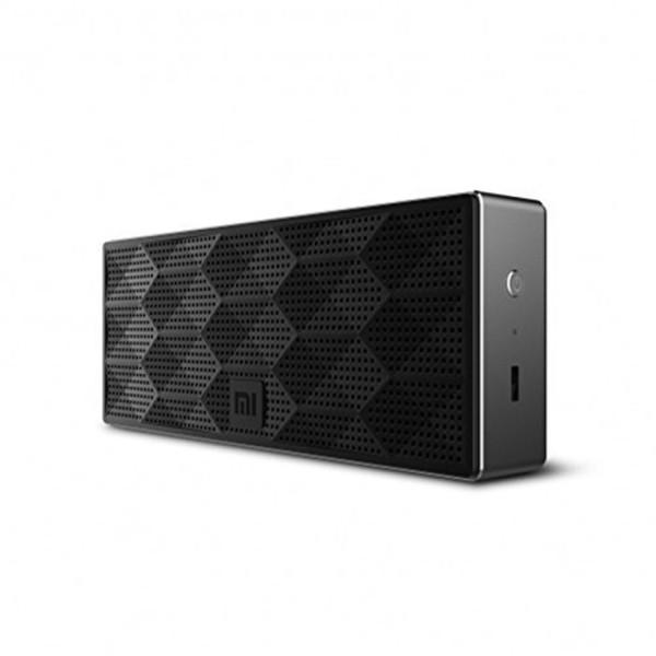 Портативная колонка Xiaomi Square Box Speaker Bluetooth черный