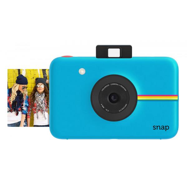 Моментальная фотокамера Polaroid Snap, синяя