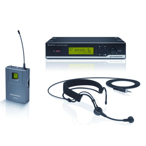 Петличная радиосистема Sennheiser XSW 52-E