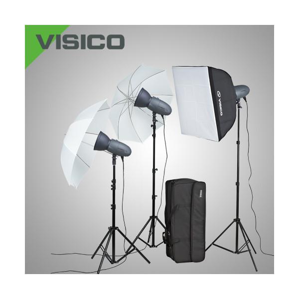 Комплект импульсного света Visico VL Plus 200 Creative KIT