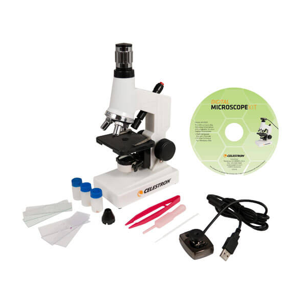 Микроскоп Celestron учебный цифровой