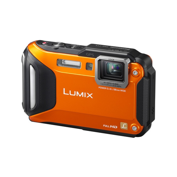 �������� ����������� Panasonic Lumix DMC-FT5, ���������