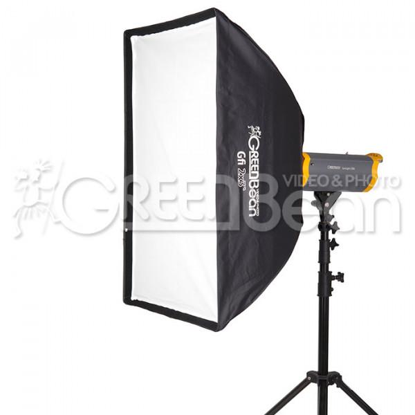 Софтбокс GreenBean GFi 2х3' (60х90 cm)(байонет Bowens)