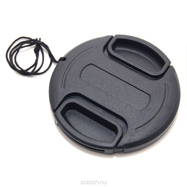 Крышка для объектива Matin 55mm на шнурке