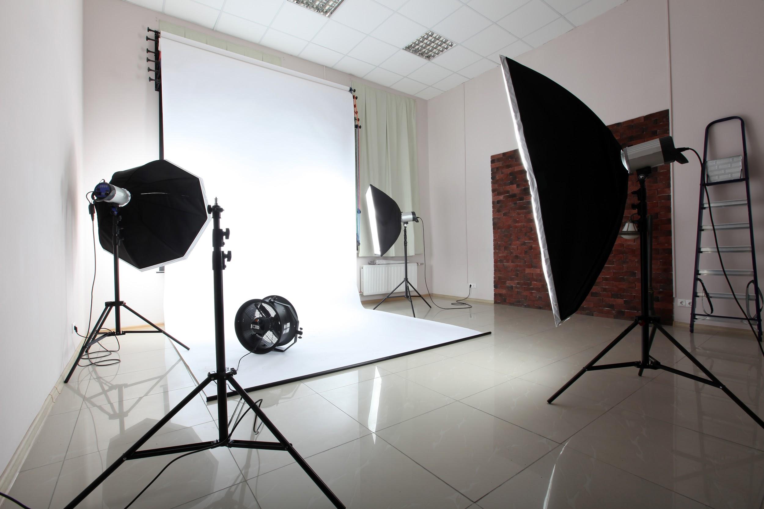 Как сделать домашнюю фотостудию фото 576