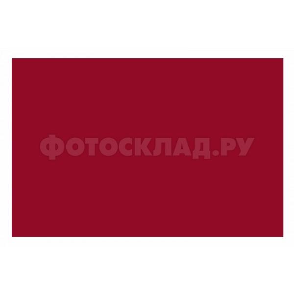 Фон бумажный Polaroid Flame Red Темно-красный 2.72x11 м
