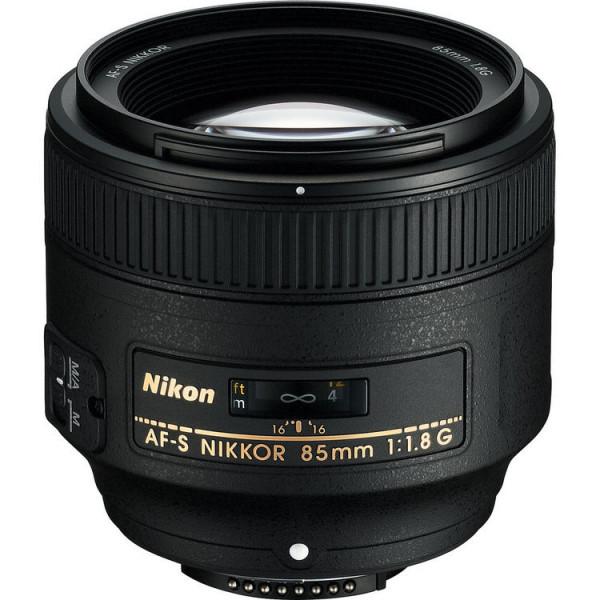 Nikon 85mm f/1.8G AF-S Nikkor