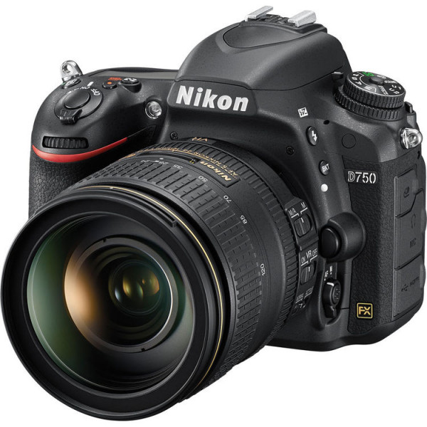 Зеркальный фотоаппарат Nikon D750 Kit 24-120mm f/4 ED VR