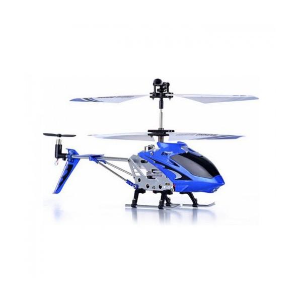 Радиоуправляемый вертолет Syma S107G, синий