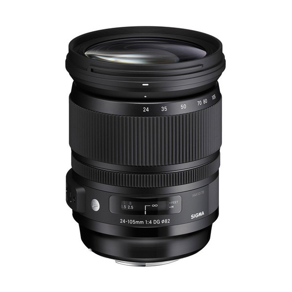 Sigma AF 24-105mm f/4 DG OS HSM Art Canon EF
