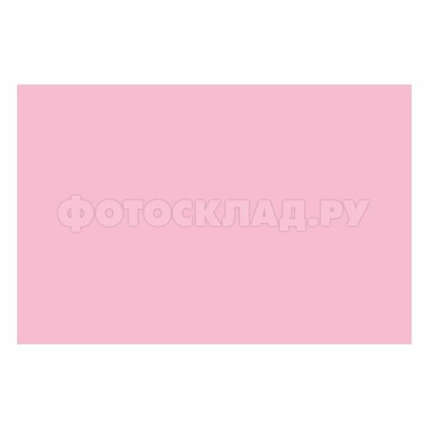 Фон бумажный Polaroid Light Pink Нежно-розовый 2.72x11 м