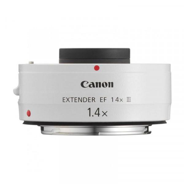 Телеконвертер Canon Extender EF 1.4x III