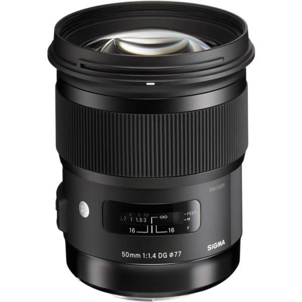 Sigma AF 50mm f/1.4 DG HSM Art Nikon F
