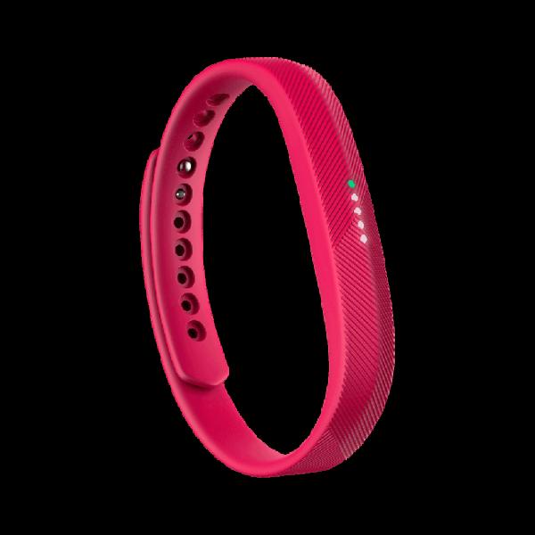 Умный браслет Fitbit Flex 2, пурпурный