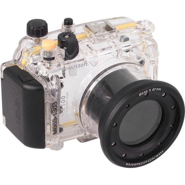 Подводный бокс Meikon RX100 для Sony RX100