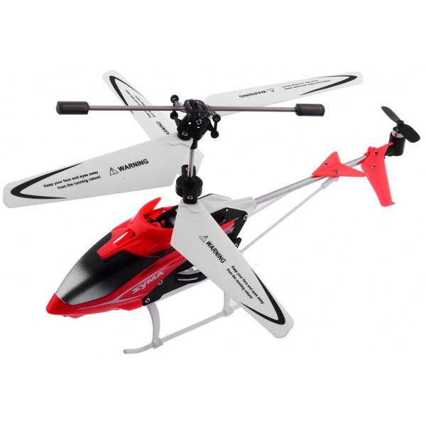 Радиоуправляемый вертолет Syma S5, красный