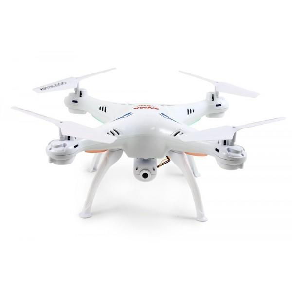 Квадрокоптер Syma X5SW с трансляцией видео, белый