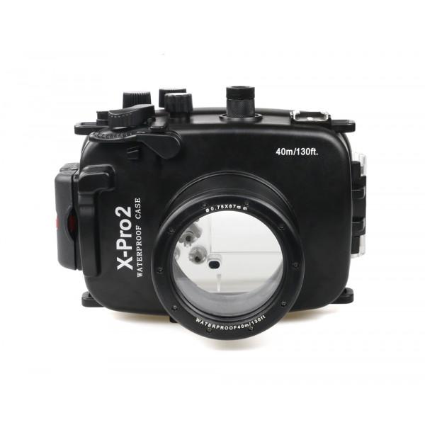 Подводный бокс Meikon X-Pro2 Kit с портом 16-50 для Fujifilm X-Pro2 с объективом 16-50 или 35 мм