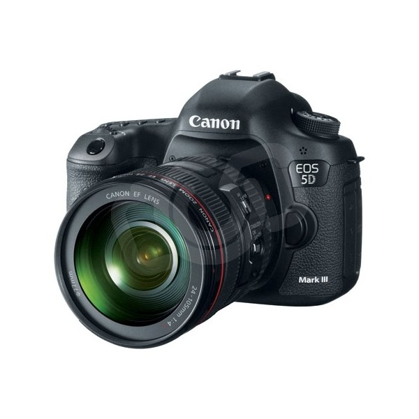 Зеркальный фотоаппарат Canon EOS 5D Mark III Kit 24-105 f/4L IS USM (