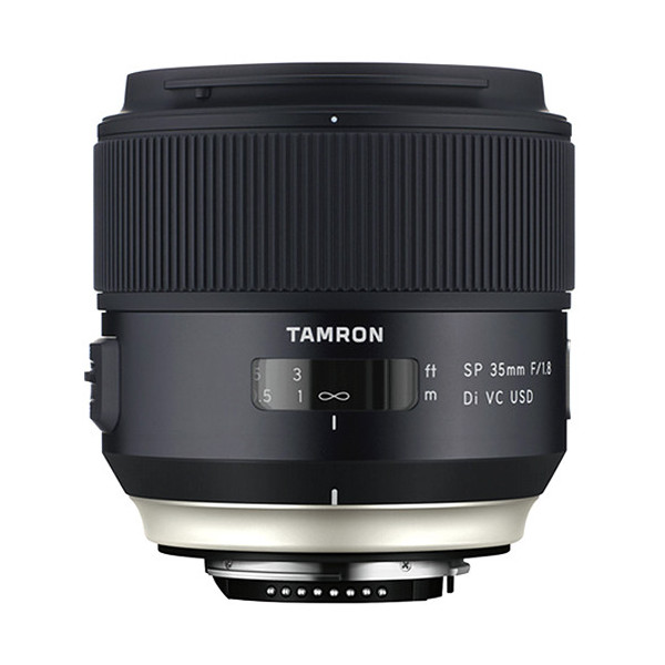 Tamron AF SP 35mm F/1.8 DI VC USD Nikon F