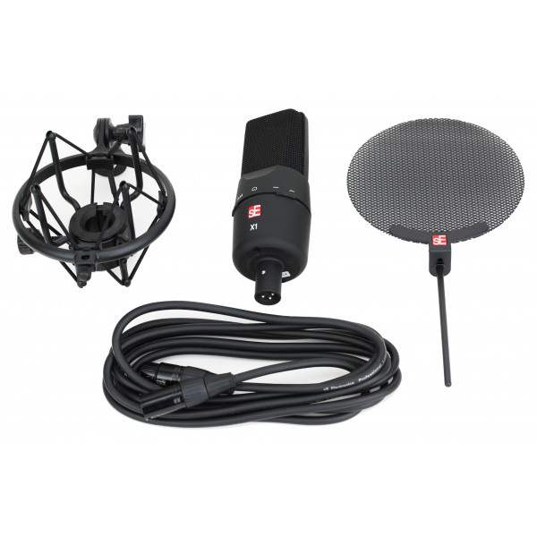 Микрофон SE Electronics SE X1 VOCAL PACK