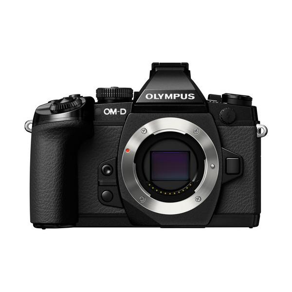 Фотоаппарат Olympus OM-D E-M1 Body, черный
