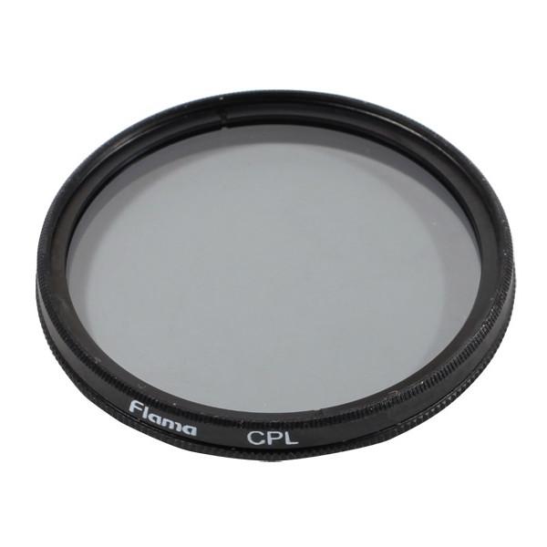 Фильтр поляризационный Flama CPL 62mm
