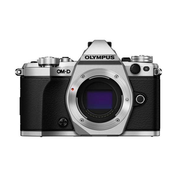 Фотоаппарат Olympus OM-D E-M5 II Body, серебро