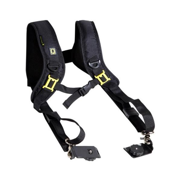 Плечевой ремень для двух камер Flama FL-QS2