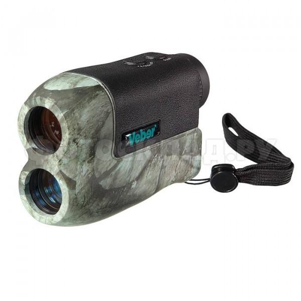 Лазерный дальномер Veber 6x25 LRF400 камуфляж