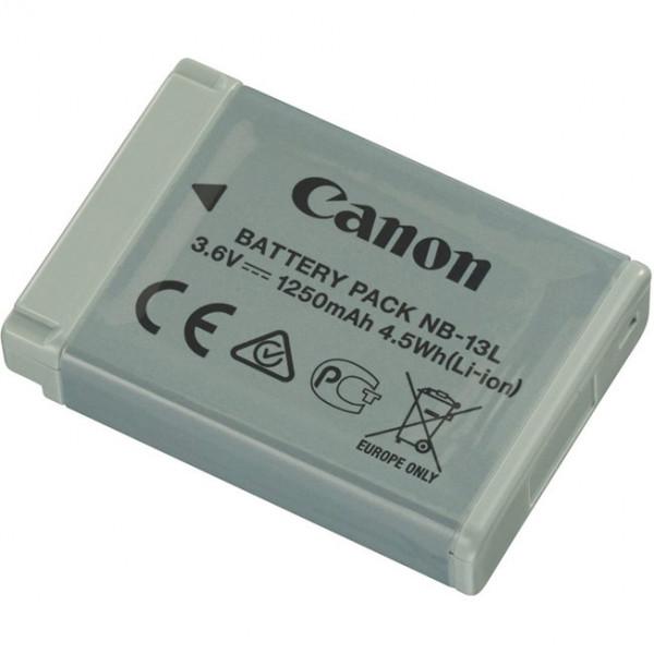Аккумулятор Canon NB-13L для PowerShot G5 X, G7 X, G9 X