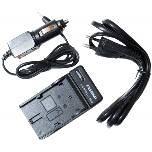 Зарядное устройство Fujimi UN 5 для EN-EL10 (Nikon Coolpix)