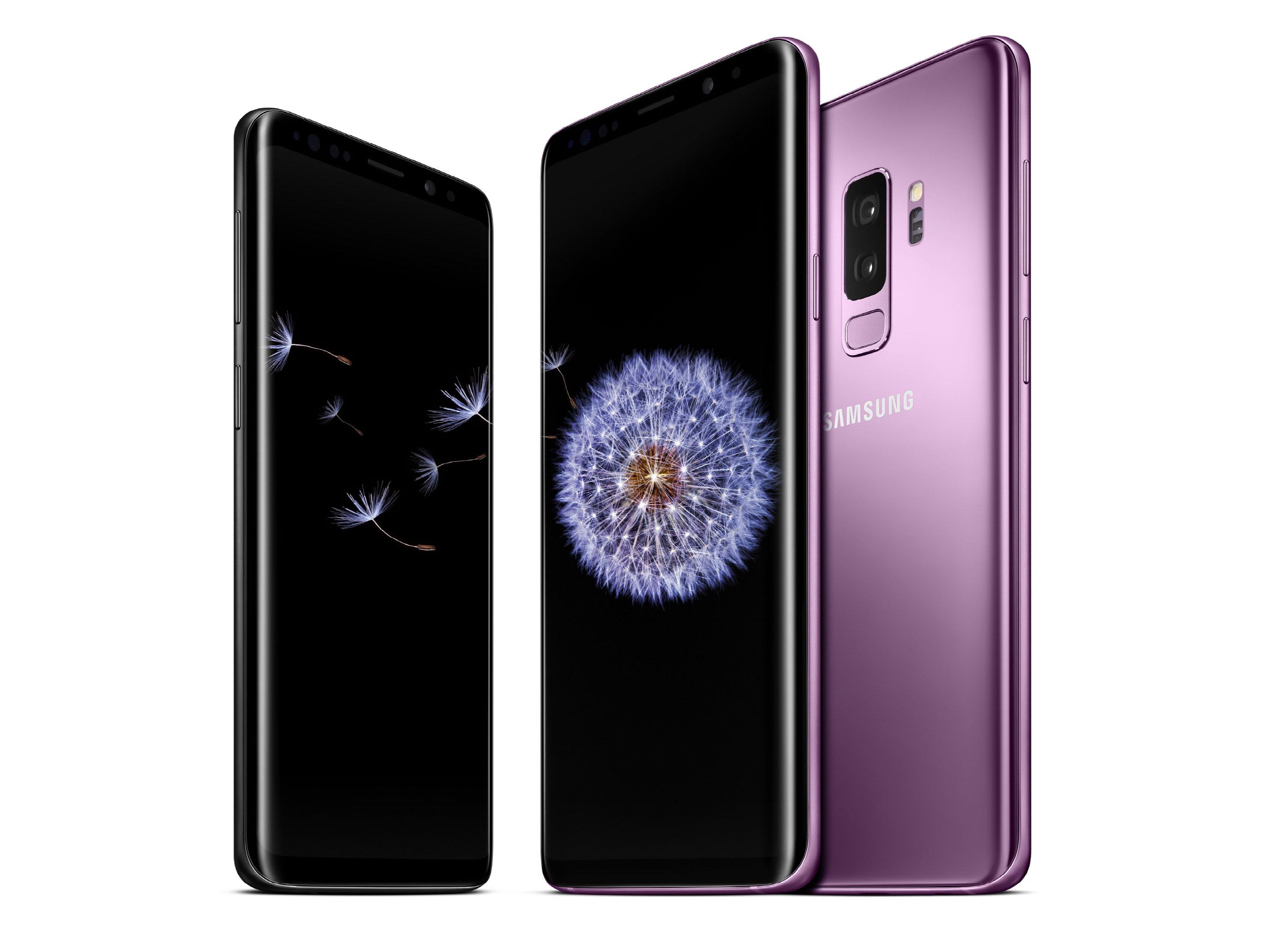 Смартфон Samsung Galaxy S9 Plus