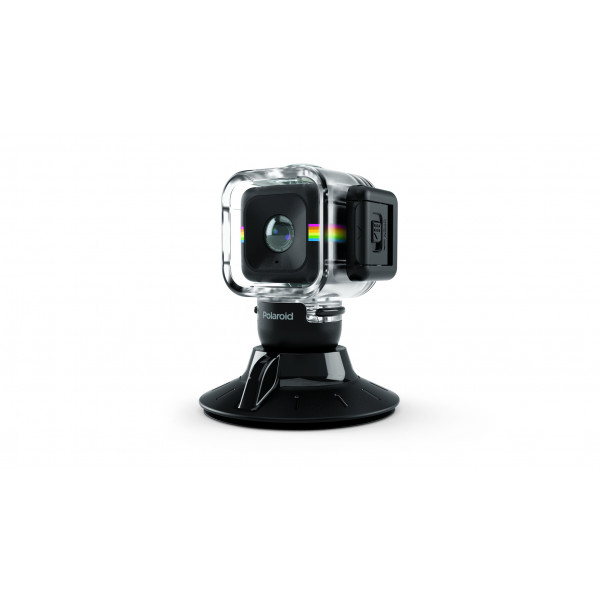 Крепление Polaroid Cube Waterproof Case with Suction Mount