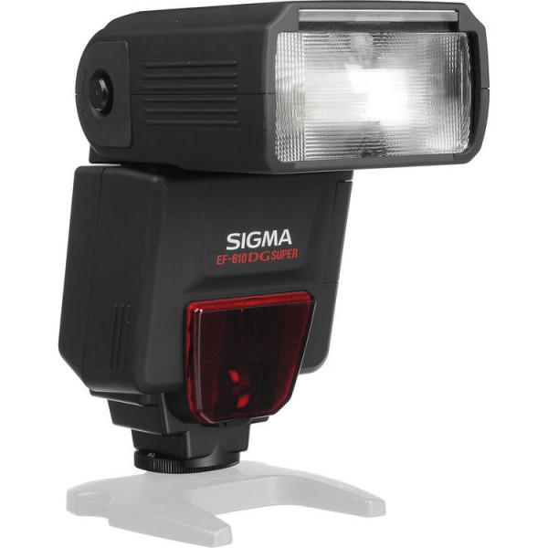 Фотовспышка Sigma EF 610 DG Super for Nikon
