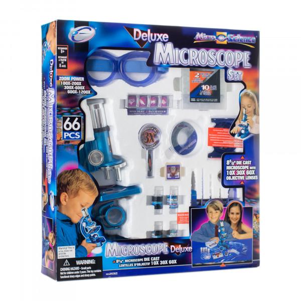 Микроскоп детский Eastcolight 100-1200 66 предметов (MP-1200)