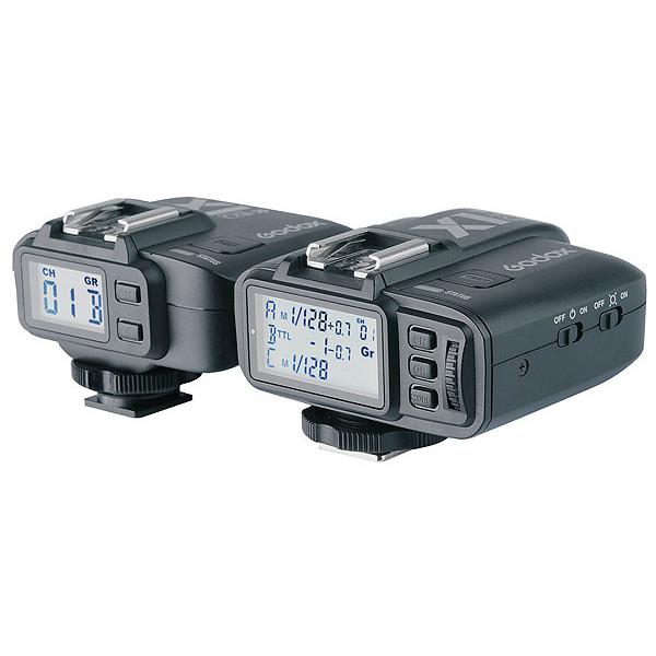Радиосинхронизатор TTL Godox X1N для Nikon