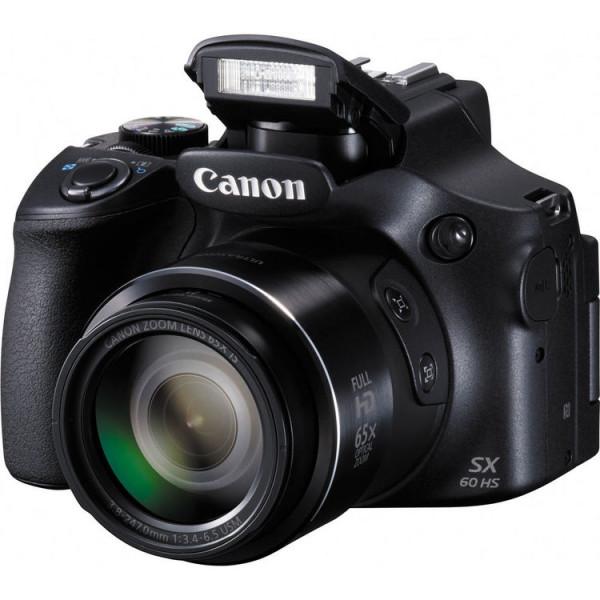 Цифровой фотоаппарат Canon PowerShot SX60 HS