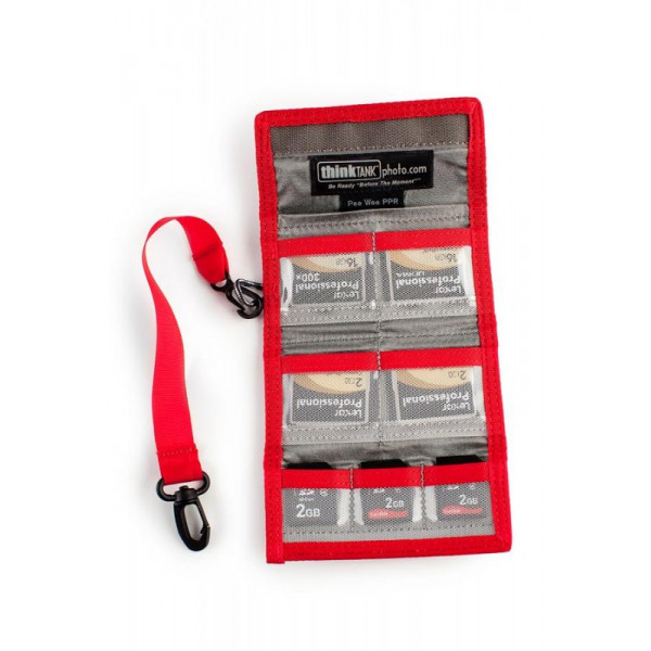 Чехол для карт памяти Think Tank Photo Pee Wee Pixel Pocket Rocket (4 CF+3 SD)